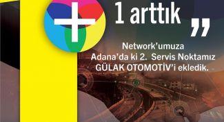 Adana Gülak Otomotiv (Biz Yine +1 Arttık)