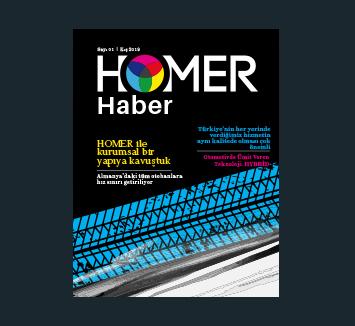 Homer E-Bülten Ocak-Şubat-Mart 2019