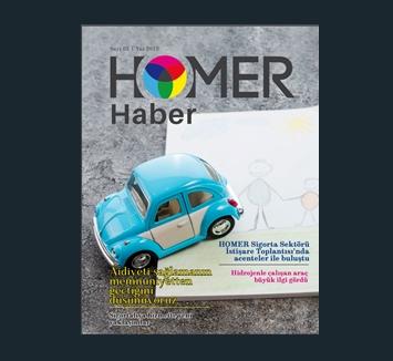 Homer Magazine July-August 2019