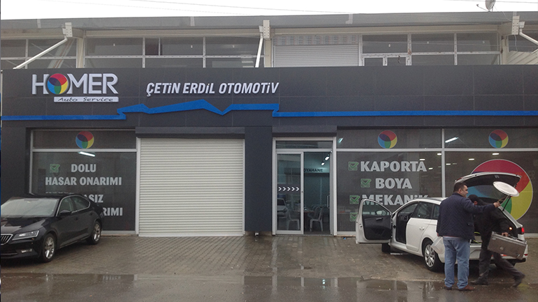 Our Sakarya Garage Moved to Its New Location